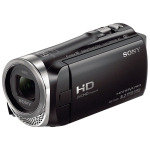 Sony HDR-CX405 Black Camcorder Kit inc 16GB MicroSDHC Class 10 Card & Case