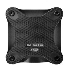 Adata SD600 256GB External Black SSD