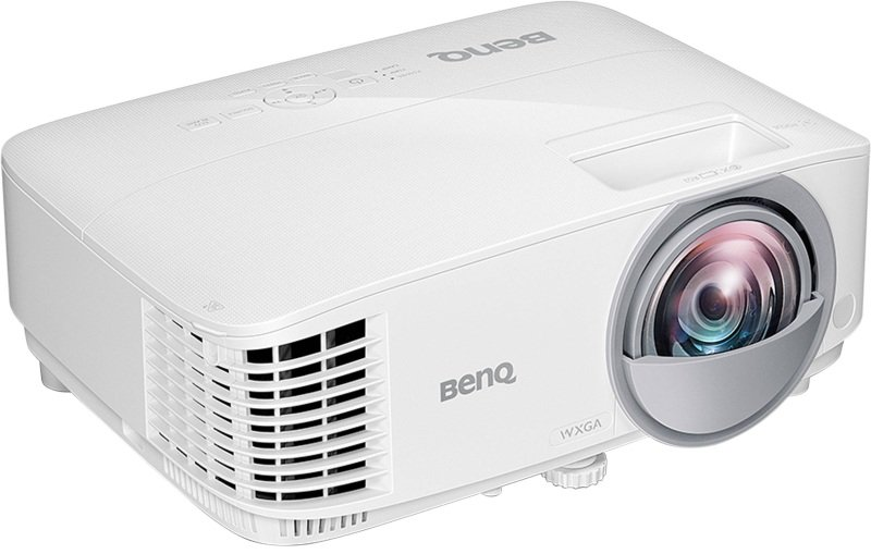 Image of 3400 Ansi Lumens Wxga Dlp Technology Meeting Room Projector 2.6 Kg
