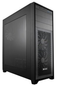 EXDISPLAY Corsair Obsidian 750d Full Tower Atx Case (black) - Airflow Edition