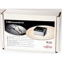 Fujitsu Consumable Kit for fi-6800 / fi-6400 Single Set