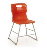 Red Titan High Chair
