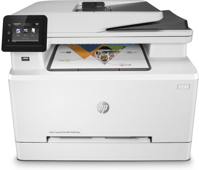 HP M281fdw Multi-Function Wireless Colour Laser Printer...