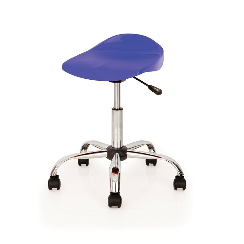 Junior Titan Swivel Stool - With Castors