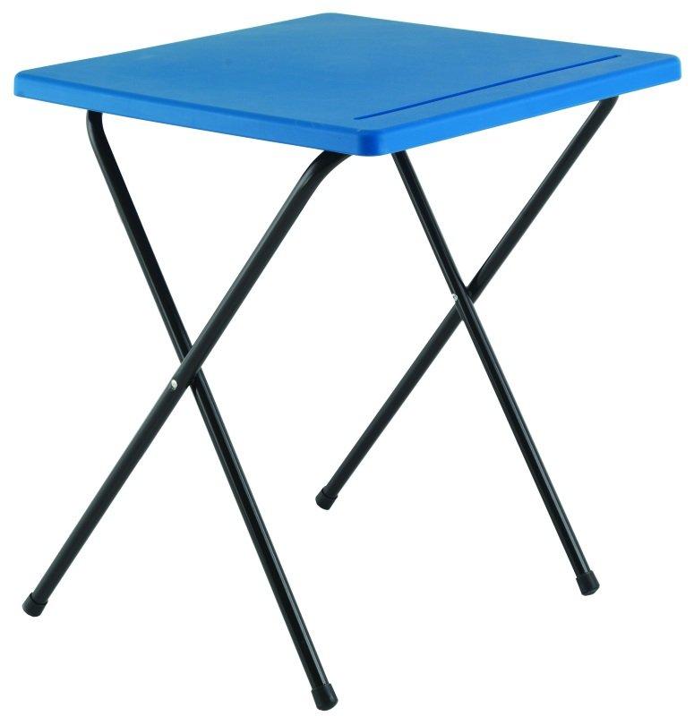 Titan Blue Polypropylene Top Exam Desk