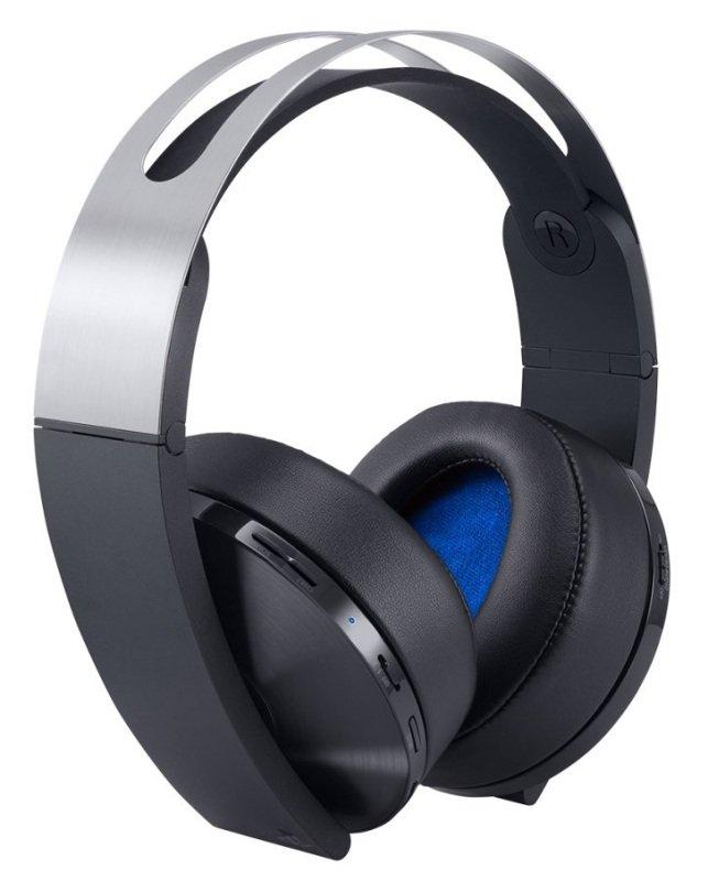 Sony PS4 Platinum Headset