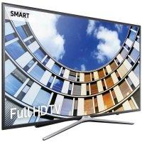 Samsung Ue32m5520ak - 32 Class - 5 Series Led Tv - Smart Tv - 1080p (full Hd) 1920 X 1080 - Micro Dimming Pro - Dark Titan