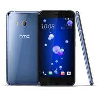 HTC U11 64GB Amazing Silver Phone