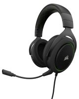Corsair HS50 Green Gaming Headset