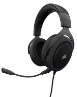 Corsair HS50 Blue Gaming Headset