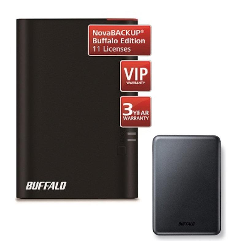 Buffalo TeraStation 2TB (2 x 1TB) 2 Bay Desktop NAS