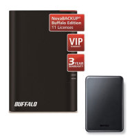 Buffalo TeraStation 4TB (2 x 2TB) 2 Bay Desktop NAS