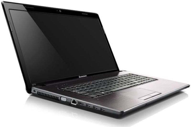"Lenovo IdeaPad G770 Laptop, Intel Core i7 2620M 2.7GHz, 8GB RAM, 750GB HDD, 17.3"" HD LED, Blu-Ray, AMD HD6650M, Webcam, Bluetooth, Windows 7 Home Premium"