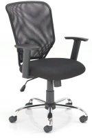 Start Mesh Operator Chair In Black