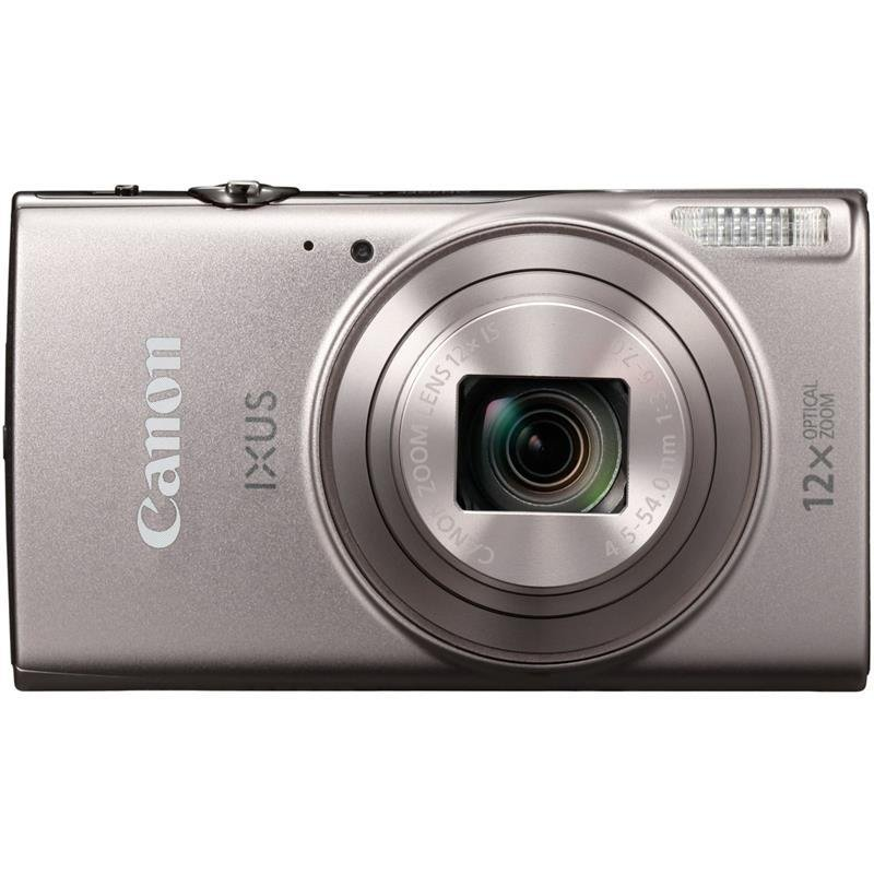 Ixus 285 Hs Silver Digital Cam