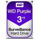 WD Purple Surveillance 3TB Internal HDD - WD30PURZ