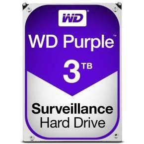 HDD Purple 3TB 3.5 SATA 6Gbs 64MB