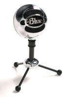 EXDISPLAY Blue Microphone Snowball Microphone-Aluminium