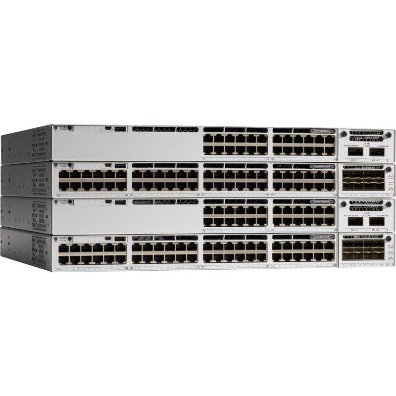Cisco Catalyst 9300 Network Advantage 24 Port Managed Switch