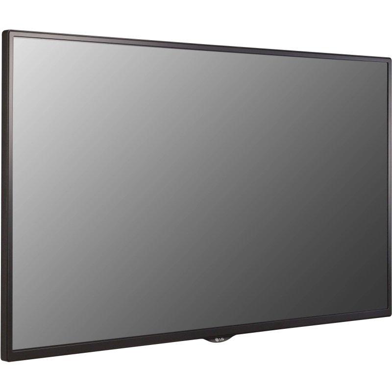 65in Led Large Format Display 1920 X 1080 Black 18/7 400cd/m2