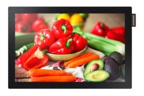 "DB10D 10.1"" Smart Signage black LED Display"