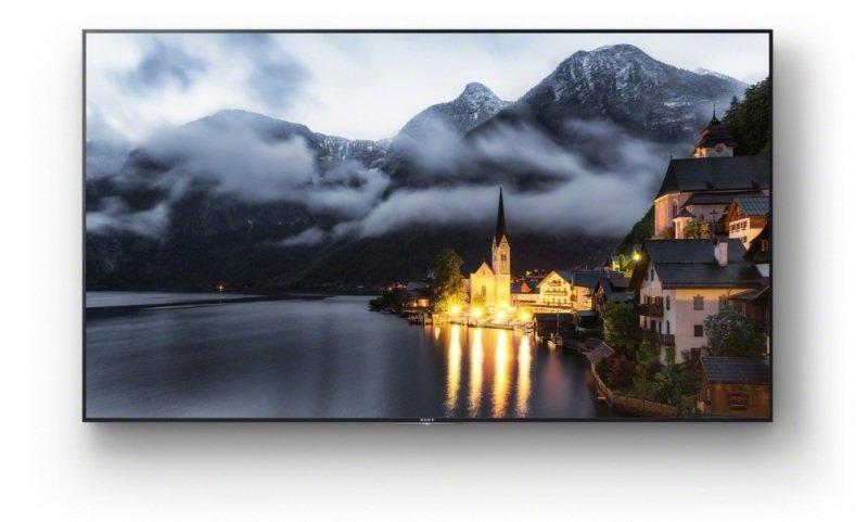 "FW-49XE9001 49"" BRAVIA 4K HDR Professional Display"