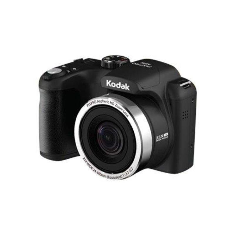 Kodak PIXPRO Astro Zoom AZ252 - Digital camera - compact - 16.15 MP - 720p / 30 fps - 25x optical zoom - Black