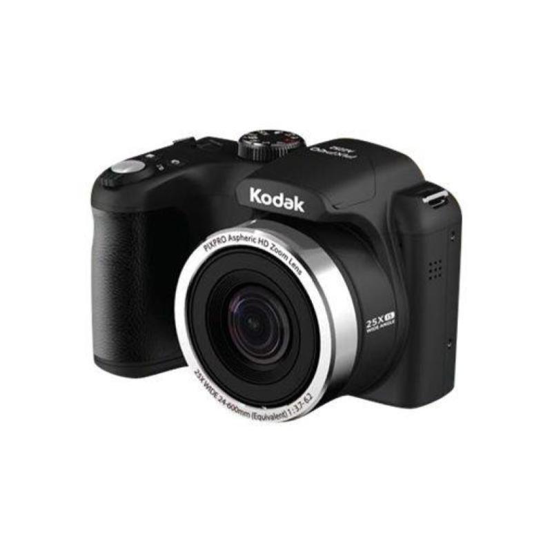 Image of Kodak PIXPRO Astro Zoom AZ252 - Digital camera - compact - 16.15 MP - 720p / 30 fps - 25x optical zoom - Black