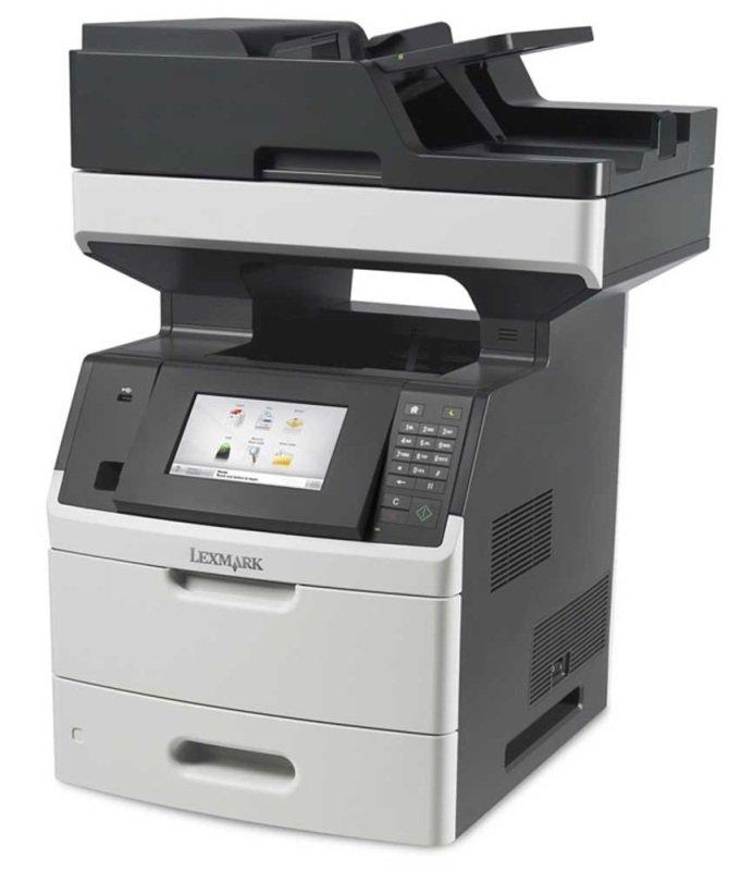 Lexmark MX717de A4 Wired Multifunction Mono Laser Printer