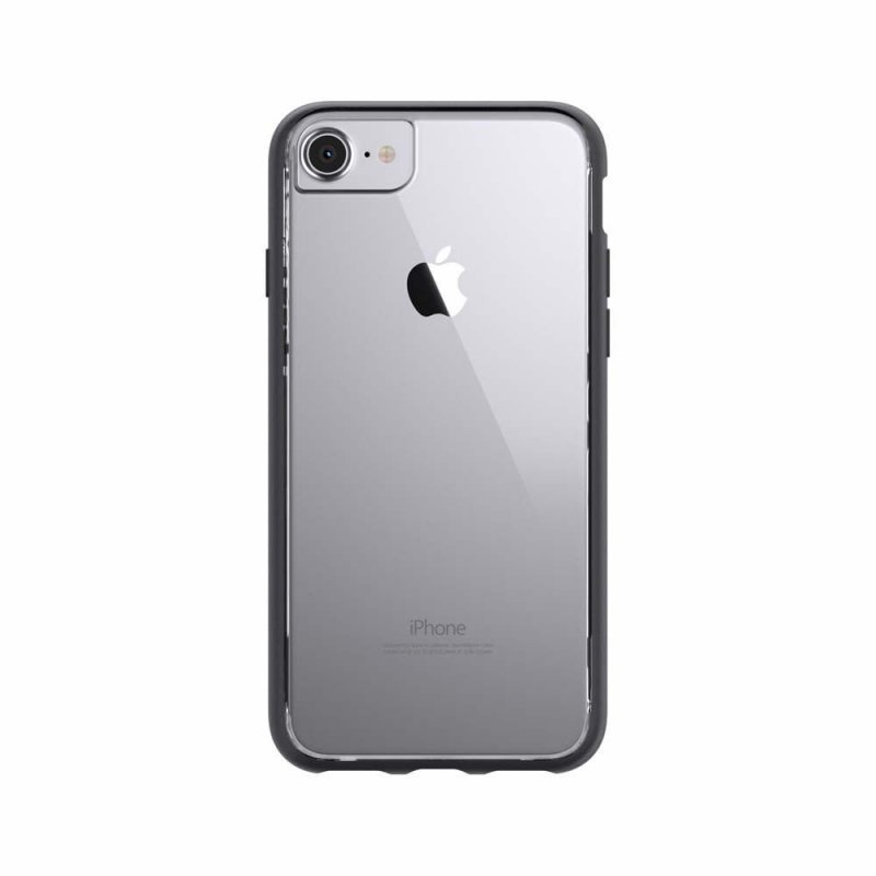 Griffin Reveal Case for Apple iPhone 7/6s/6 in Black/Clear GB42752