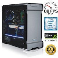 Chillblast Fusion Cold Heart Gaming PC
