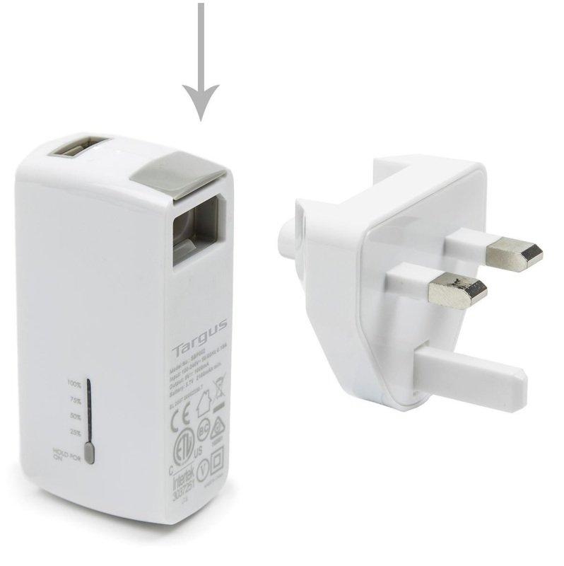 Targus USB Wall Charger & Power Bank