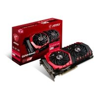 EXDISPLAY MSI AMD Radeon RX 580 8GB GAMING X Graphics Card