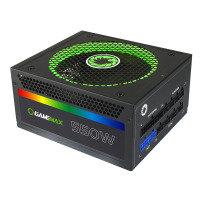 Game Max 550W Modular RGB Gold 80 Plus 14cm RGB Fan & Illuminated Logo