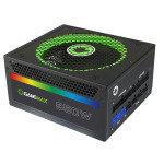 Game Max 850W Modular RGB Gold 80 Plus 14cm RGB Fan & Illuminated Logo