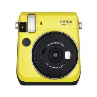 Fujifilm Instax Mini 70 Instant Camera - Yellow inc 10 Shots