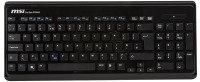 MSI ES500 Slim USB Keyboard