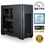 £1099.98, Chillblast Fusion Rebellion Gaming PC, Intel Core i5-7600K 3.8GHz, 8GB DDR4 + 1TB HDD + 250GB SSD, NVIDIA GeForce GTX 1060 6GB, WIFI + Windows 10 Home 64bit, 5 Year Standard Warranty,