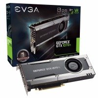 EVGA GeForce GTX 1070 Ti Blower 8GB GDDR5 Graphics Card