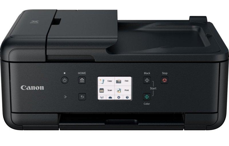 Canon PIXMA TR7550 Multifunction A4 Wireless Inkjet Printer