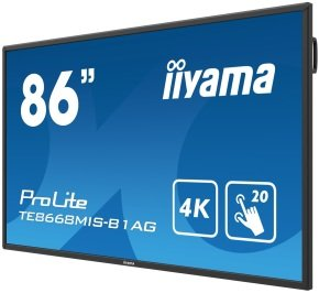 "ProLite TE8668MIS-B1AG 86"" Display"