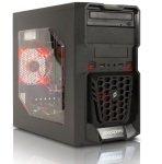 £289.97, Zoostorm Quest Desktop PC, AMD FX-4300 3.8GHz, 8GB RAM + 1TB HDD, DVD Writer + WIFI, AMD RX 560 2GB, No Operating System,