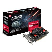 EXDISPLAY *Asus AMD Radeon RX 550 2GB Graphics Card