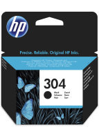 HP 304 Black Original Ink Cartridge N9K06AE