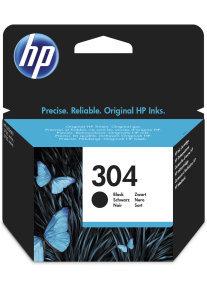 HP 304 Black Original Ink Cartridge N9K06AE