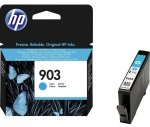 HP 903 Cyan Original Ink Cartridge - T6L87AE