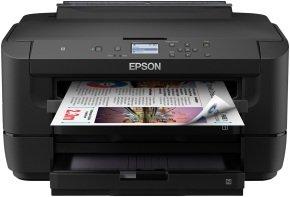 Epson Workforce WF-7210DTW A3 Duplex Wireless Printer