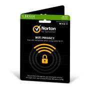 Norton Wifi Privacy (v. 1.0) 1 Year Subscription 1 Device - Electronic Software Download