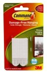 3M Command Medium Picture Hanging Strips (Pack of 4)-  17201