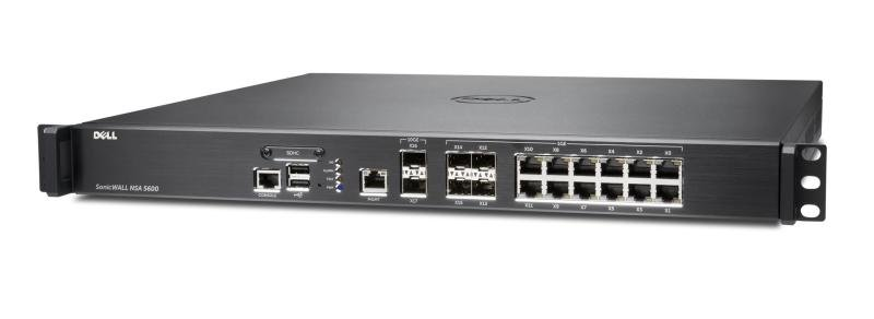 SonicWall NSA 5600 Advanced Edition Security Appliance